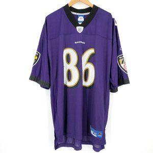 Baltimore Ravens Todd Heap #86 NFL On-Field Jersey